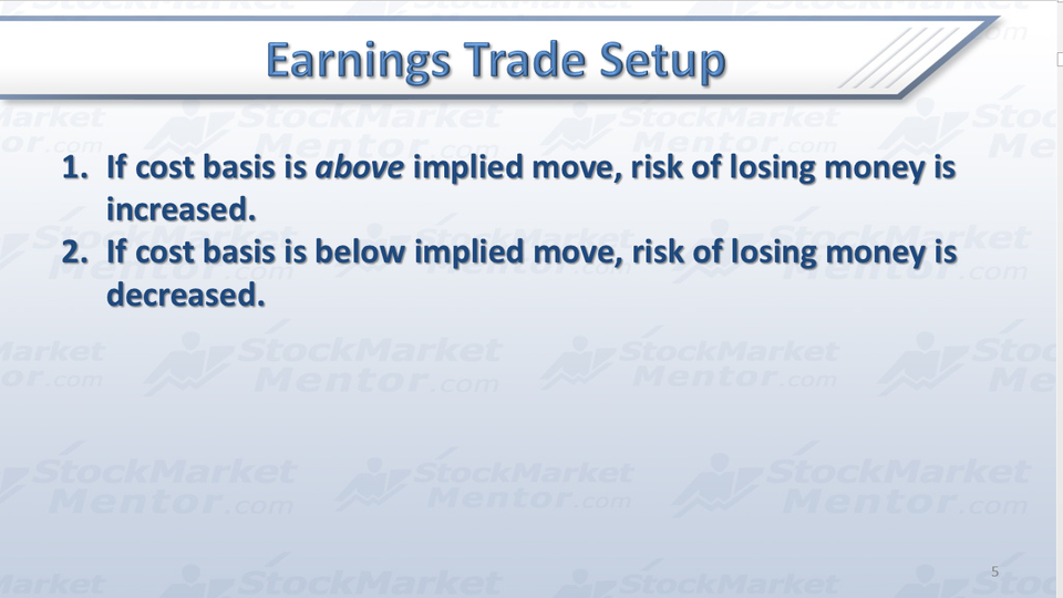 TUTORIAL-Position Sizing Around Earnings (March 08, 2019)
